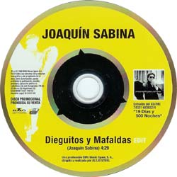 Dieguitos y Mafaldas (Joaquín Sabina)
