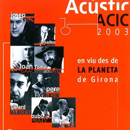 Acústic ACIC 2003 (Obra col·lectiva) [2004]