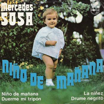 Niño de mañana (Mercedes Sosa) [1975]