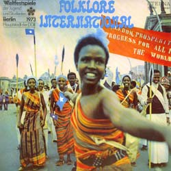 Folklore internacional (Obra colectiva)