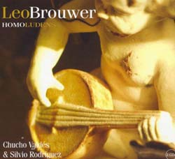 Homo ludens (Leo Brouwer)