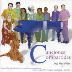 Canciones compartidas (José María Vitier) [2001]