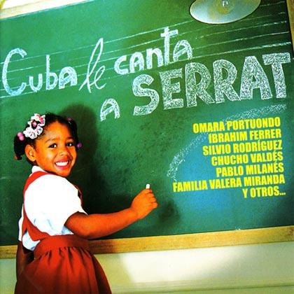 Cuba le canta a Serrat (Obra colectiva) [2005]
