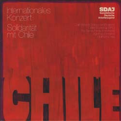 Internationales Konzert: Solidarität mit Chile (Obra colectiva) [1974]