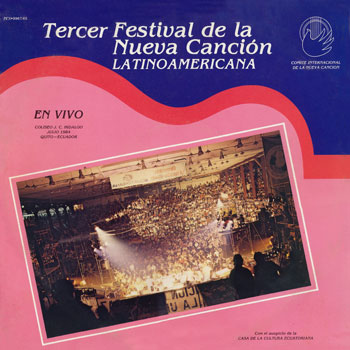 Tercer festival de la Nueva Canción Latinoamericana (Obra colectiva)
