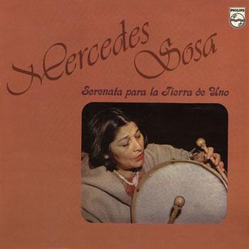 Serenata para la tierra de uno (Mercedes Sosa)