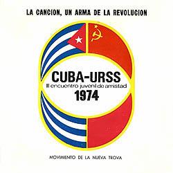 La canción, un arma de la Revolución (Obra colectiva) [1974]