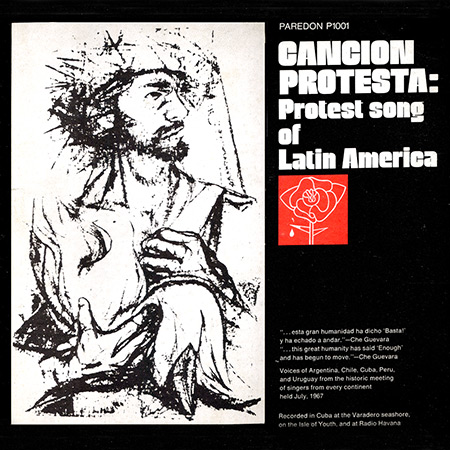 Canción protesta: Protest song of Latin America (Obra colectiva) [1970]