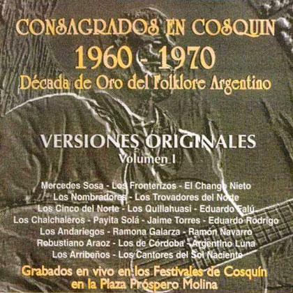 Consagrados en Cosquín Vol. 1 (Obra colectiva) [1997]