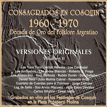 Consagrados en Cosquín Vol. 2 (Obra colectiva) [1997]