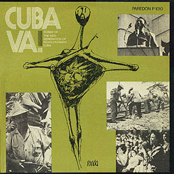 Cuba va! Songs of the new generation of revolutionary Cuba (GESI) [1971]
