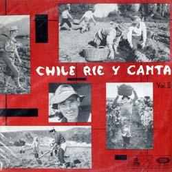 Chile r�e y canta Vol II (Obra colectiva)