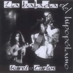 La balada del hipopótamo (maqueta) (Karel García y Carlos Lage) [1997]