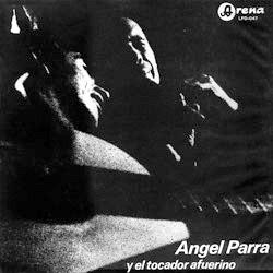 Ángel Parra y el tocador afuerino (Ángel Parra + Gilbert Favre) [1967]