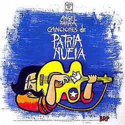 Canciones de patria nueva/Coraz�n de bandido (�ngel Parra)