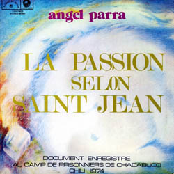 Passion selon Saint Jean (Ángel Parra)