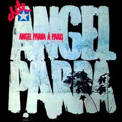 Ángel Parra à Paris (Ángel Parra)