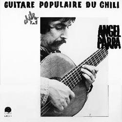Guitare populaire du Chili (Ángel Parra)