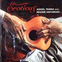 Eróticas (Ángel Parra + Régine Deforges)