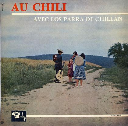 Au Chili avec los Parra de Chillan (Isabel y Ángel Parra) [1963]