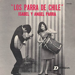 Los Parra de Chile (Isabel y Ángel Parra) [1966]