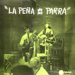 La Peña de los Parra, vol II (Isabel y Ángel Parra) [1968]