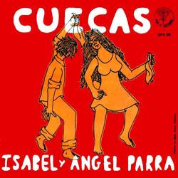 Cuecas (EP) (Isabel y Ángel Parra) [1969]