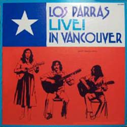 Los Parras live in Vancouver (Isabel y Ángel Parra + Tita Parra) [1979]