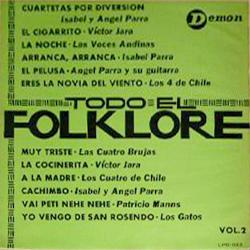 Todo el folklore, vol II (Obra colectiva) [1966]