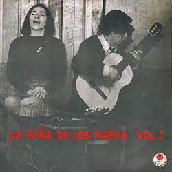 La Peña de los Parra, vol I (Isabel y Ángel Parra)