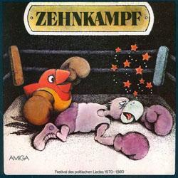 Zehnkampf (Festival des politischen Liedes 1970-1980) (Obra colectiva) [1980]