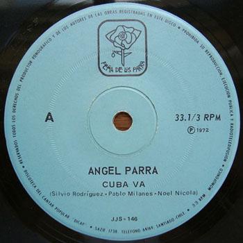 DICAP JJS-146 (Ángel Parra) [1972]