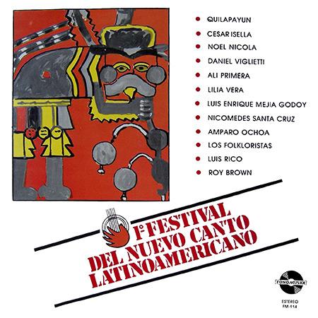 Primer festival del Nuevo Canto Latinoamericano (Obra colectiva)