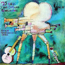 25 años Cine Cubano Revolución, vol III (GESI) [1984]