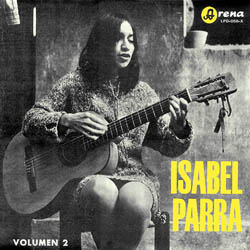 Isabel Parra, vol II (Isabel Parra) [1968]