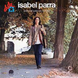 Acerca de quien soy y no soy (Isabel Parra)