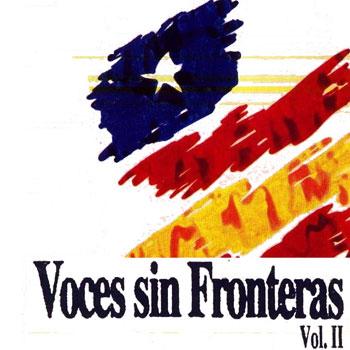 Voces sin fronteras, vol II (Obra colectiva)