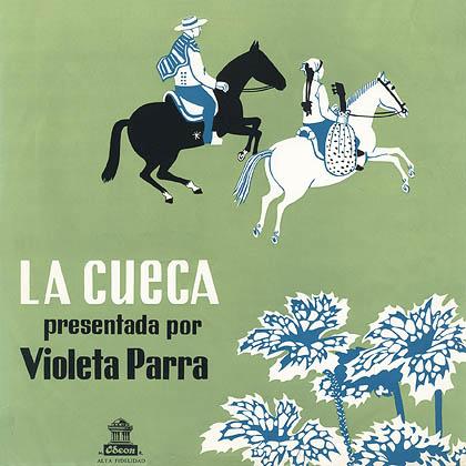 La cueca presentada por Violeta Parra (Violeta Parra) [1959]