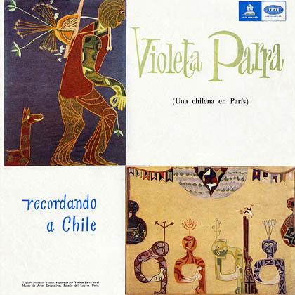 Recordando a Chile (Violeta Parra) [1965]