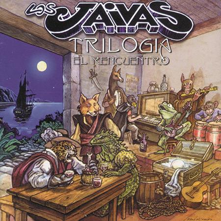 Trilogía. El Reencuentro (Los Jaivas) [1997]