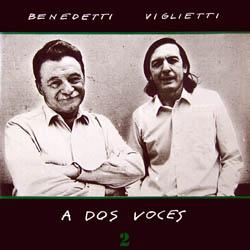 A dos voces 2 (Daniel Viglietti + Mario Benedetti) [1987]