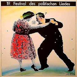 19. Festival des politischen Liedes (Obra colectiva) [1989]