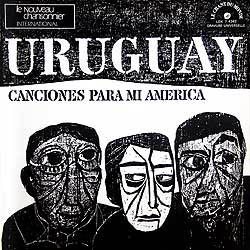 Canciones para mi América (Daniel Viglietti) [1968]