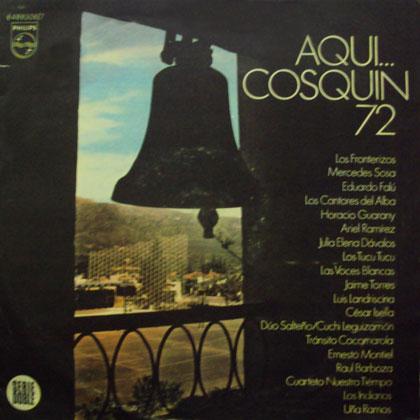 Aquí Cosquín 72 (Obra colectiva) [1972]