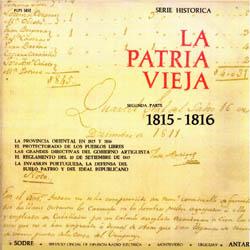 La patria vieja, vol II (1815-1816) (Daniel Viglietti + Alberto Candeau) [1965]
