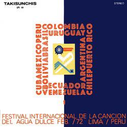 Festival Internacional de la Canción del Agua Dulce (Obra colectiva) [1972]