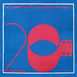 XX aniversario de la cinematografía cubana (Obra colectiva) [1979]
