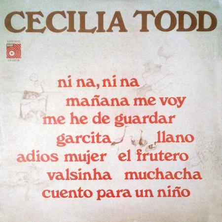 Cecilia Todd (Cecilia Todd) [1978]