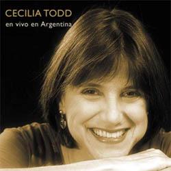 En vivo en Argentina (Cecilia Todd)
