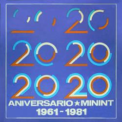 20 Aniversario del MININT (Obra colectiva)